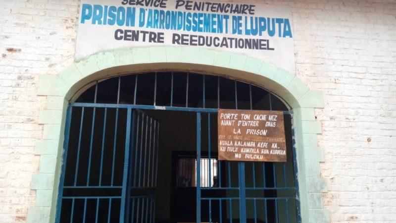 RDC- Lomami : 55 détenus sans nourriture depuis des années à la prison de Luputa