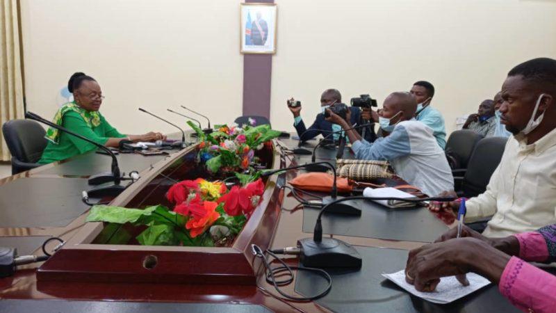 Kasaï oriental : Jeannette Longa accuse le conseiller technique de Jean Maweja d'avoir détourné le fonds alloué aux travaux Gasop et État-major