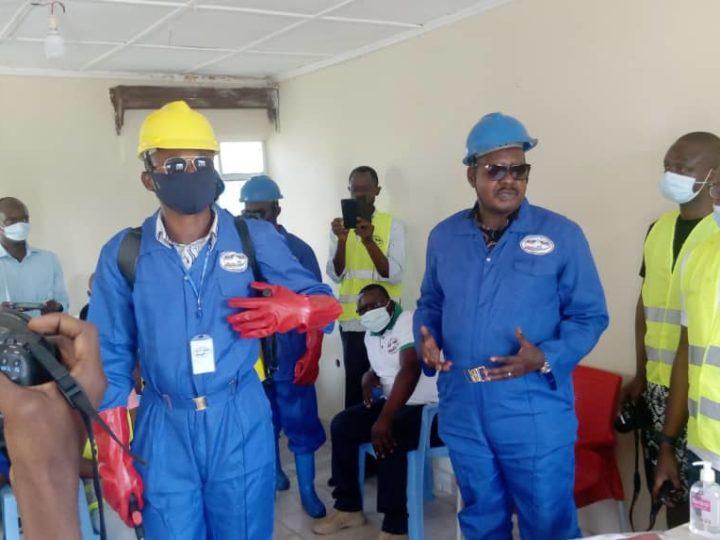 Kasaï-Oriental : la société «BACO» se lance dans la  lutte contre l'insalubrité à Mbujimayi