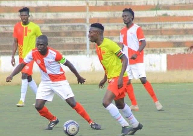 SPORTS-Linafoot : Sanga Balende tombe à nouveau face à Lubumbashi Sport
