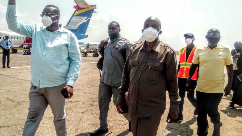Kasaï oriental : Arrivée à Mbujimayi du directeur général de l'OVD
