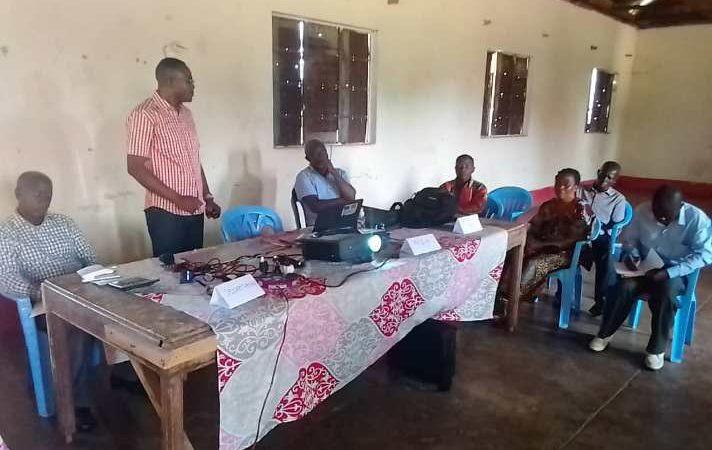 Kasaï oriental : Les leaders communautaires  sensibilisés sur la fréquentation de l'hôpital de Miabi