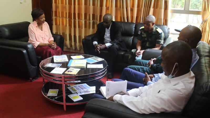 Kasaï oriental : Le Service National annonce à Jeannette Longa son déploiement en province pour produire les maïs