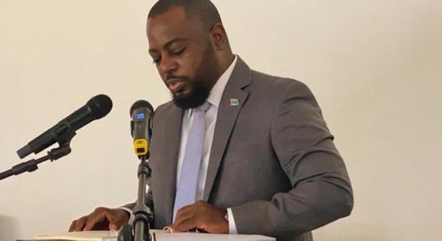 RDC/Tanganyika : Zoé Kabila a fait ses adieux aux membres de son gouvernement