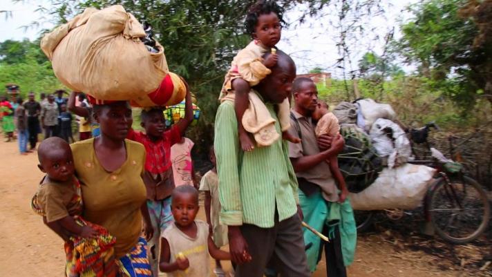 Kasaï oriental : 526 déplacés fuyant les affrontements au Kasaï central dénombrés à Kabeya Kamwanga
