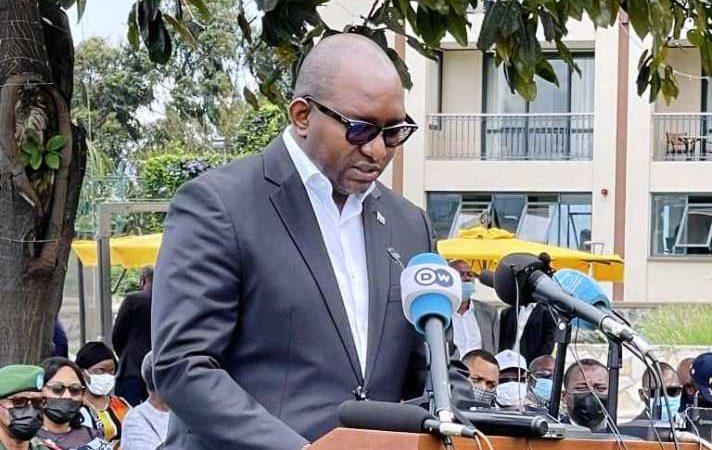 RDC: le Premier ministre Sama Lukonde à Goma annonce un retour progressif des populations