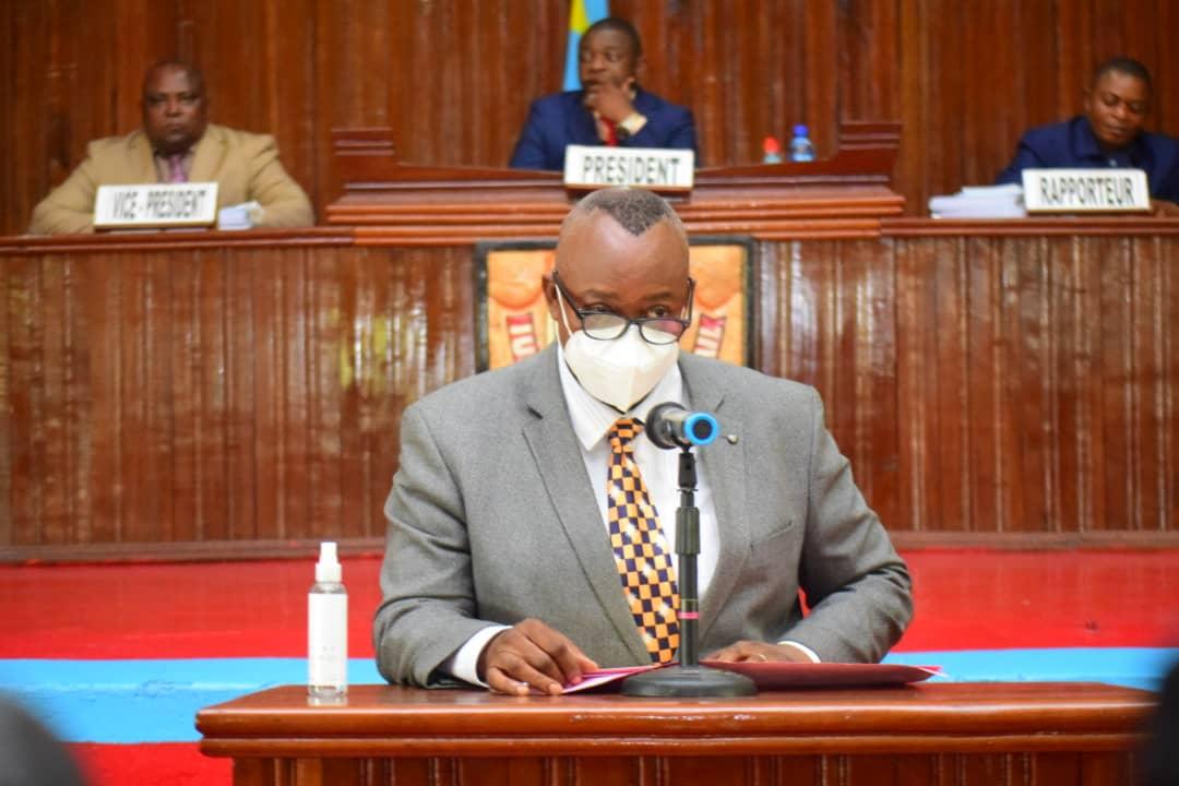 RDC: Les causes de cinq gouverneurs dont Jean Maweja fixées ce vendredi à la cour constitutionnelle
