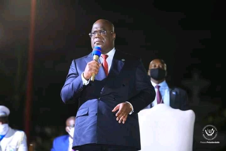 Kasaï oriental : 58 ème anniversaire de naissance de Tshisekedi, l'UDPS Mbujimayi lui promet un second mandat en 2023