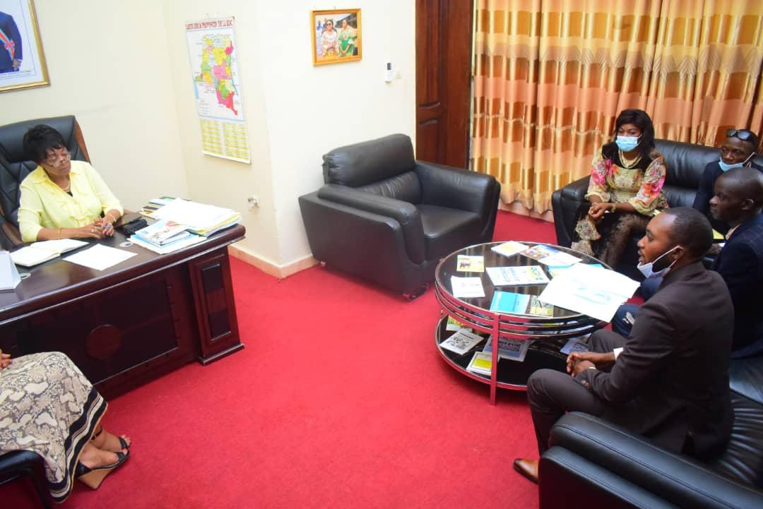 Kasaï Oriental :  UDA originel invite  Jeanette Longa à poser les actes pour laisser ses empreintes