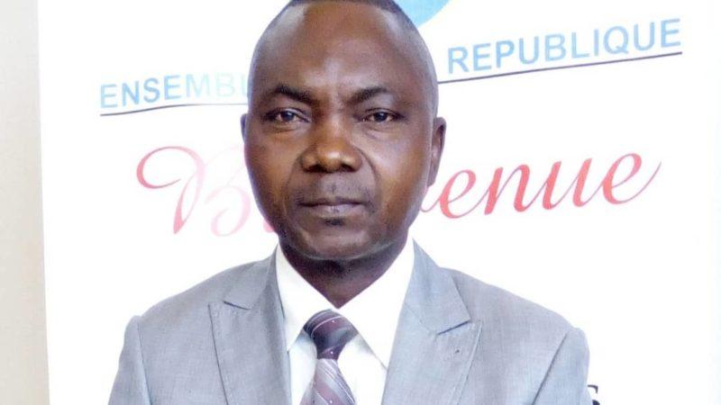 Kasaï-Oriental: Richard Kanyinda annonce la campagne d'adhésions massives au sein d'Ensemble pour la République