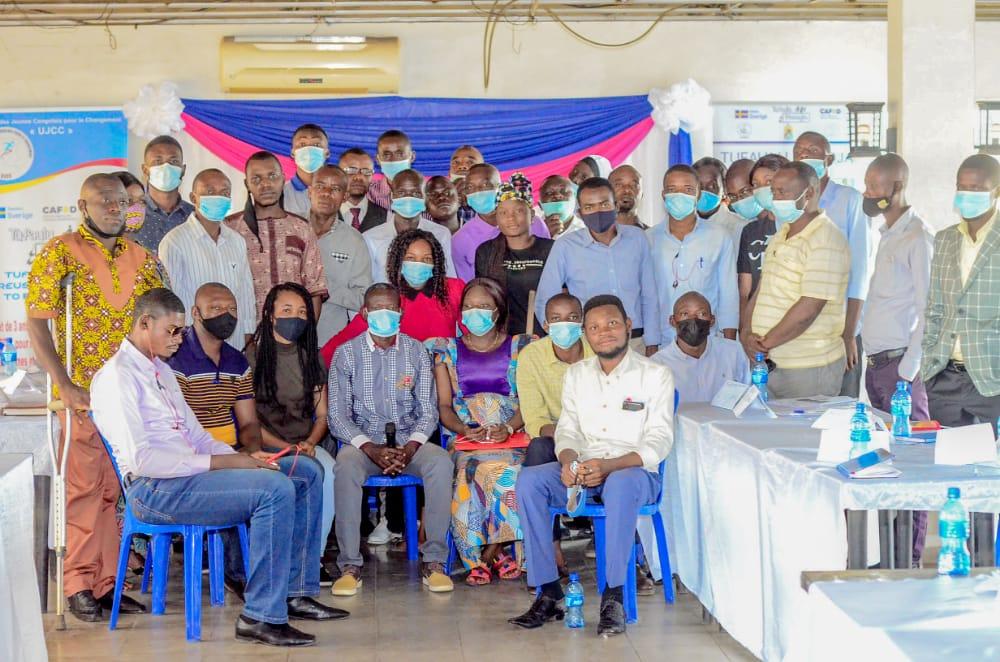 Kasaï-Oriental : 50 organisations des jeunes en atelier de formation sur leadership, le mentorat et le plaidoyer