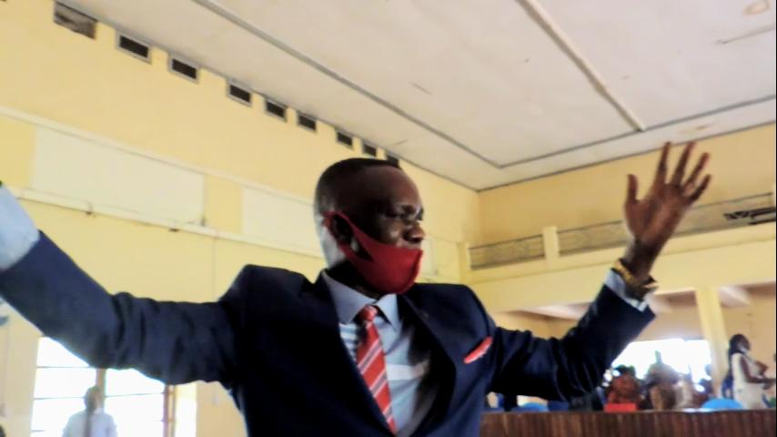 Kasaï oriental : «on a suspendu les poursuites de la justice contre Alidor Numbi Wa Kapuya», Kizito Mukendi