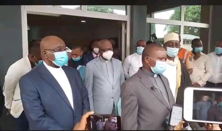 RDC : Les confessions religieuses ont choisi le nouveau président de la CENI