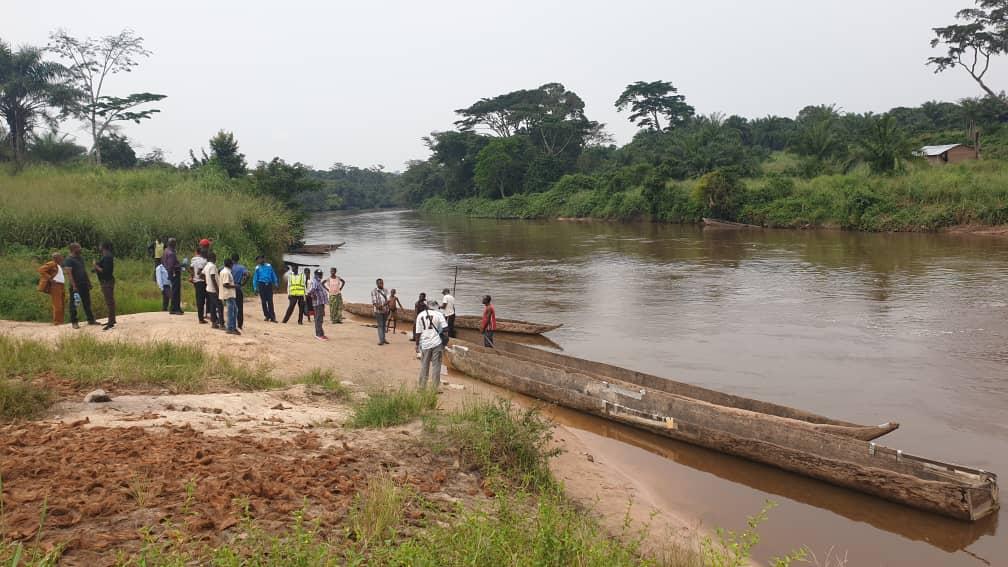 Kasaï oriental : Un élément de la police tire sur un pagailleur au port de Ndomba