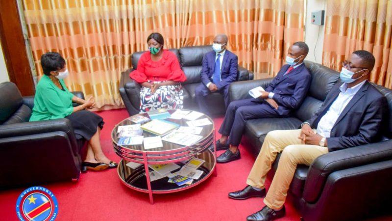 Kasaï oriental : Jeannette Longa appelle le nouveau comité de gestion de l'ISTM Mbujimayi à la discipline