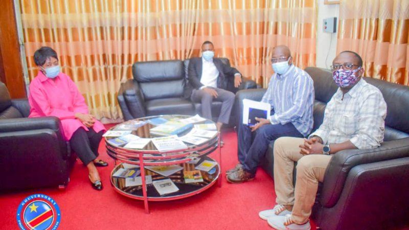 Kasaï oriental : Jeannette Longa informée de l'asphaltage de la route Mbujimayi Lubao sur 332 kilomètres