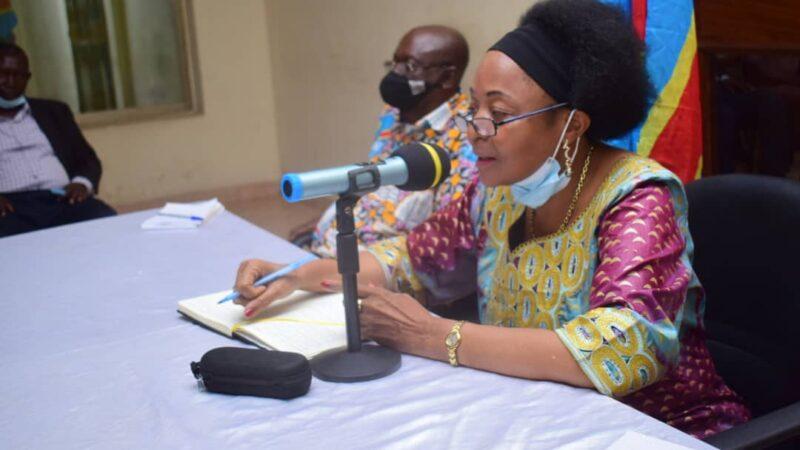 Kasaï oriental : Ouverture de l'atelier de «planification du projet promotion de la démocratie locale et soutien au dialogue social» par la gouverneure intérimaire