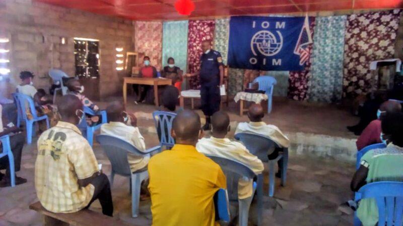 Kasaï oriental : forum des quartiers, les leaders communautaires plaident pour la multiplication des postes de police