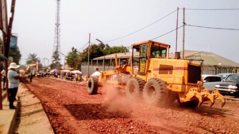 Kasaï oriental : Projet TSHILEJELU sur l'avenue Lumumba, CREC 7 appuie sur l'accélérateur