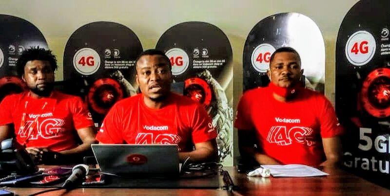 Kasaï oriental : Vodacom Congo lance la 4G à Mbujimayi pour une connectivité et une fluidité exceptionnelles