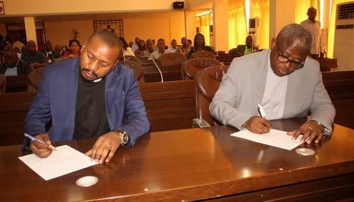 RDC : Le duo CENCO- ECC évalue sa feuille de route électorale dans un atelier