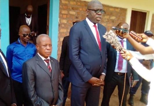 RDC- Kasaï : Dieudonné Pieme et l'assemblée provinciale signent pour une cohabitation pacifique