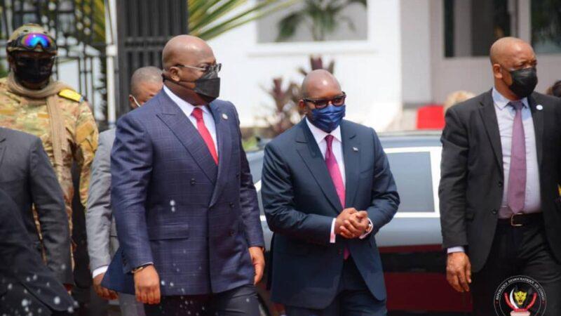 RDC: Mise en œuvre du plan de développement de 145 territoires, Félix  Tshisekedi invite Jean-Michel Sama à accélérer la matérialisation