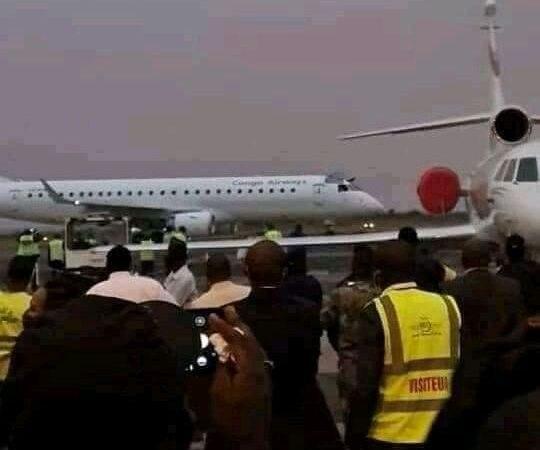 RDC : la flotte aérienne congolaise s'enrichit de deux nouveaux avions