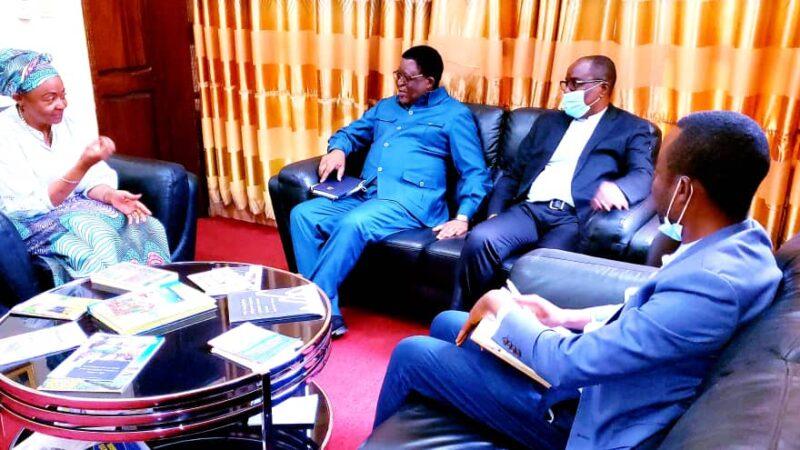 Kasaï Oriental : la maison civile du président Tshisekedi annonce la fin des travaux de réhabilitation de sa résidence officielle