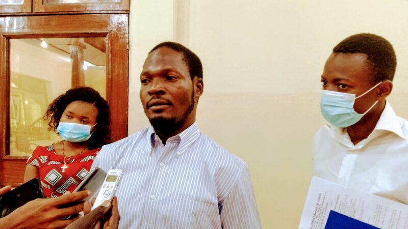 Kasaï Oriental : Le président du conseil provincial de la jeunesse a restitué sa mission effectuée au Kongo central