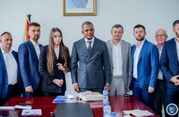 RDC: des investisseurs Ukrainiens intéressés par l'exploitation du pétrole et du gaz