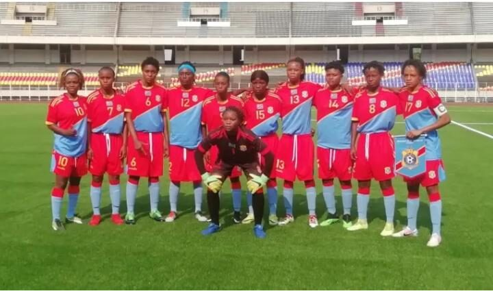 SPORTS : Éliminatoires coupe du monde U20, les congolaises se font battre à domicile par les camerounaises