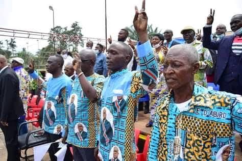 Kasaï Oriental :l'Udps Mbujimayi dément avoir organisé une manifestation pour réclamer le retour de Jean Maweja