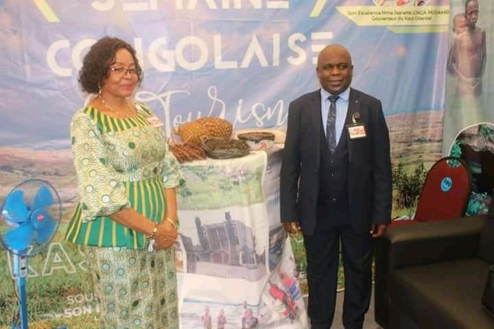 RDC: Jeannette Longa disposée à accueillir la prochaine semaine congolaise du tourisme au Kasaï Oriental
