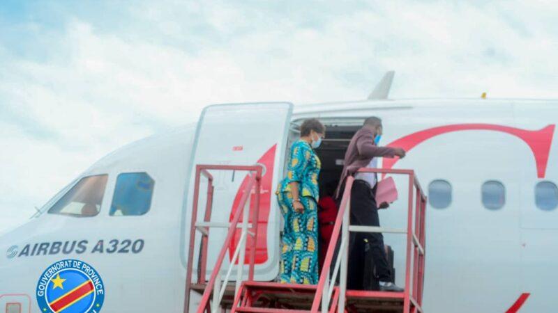 Kasaï Oriental : Jeannette Longa en route vers Lualaba pour participer à la semaine congolaise de tourisme