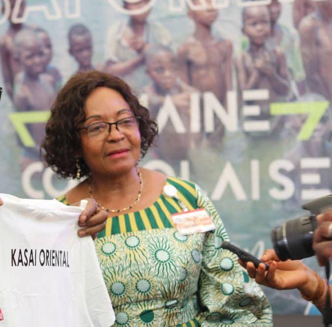 RDC-Lualaba: Jeannette Longa défend la culture Kasaïenne à la semaine congolaise du tourisme