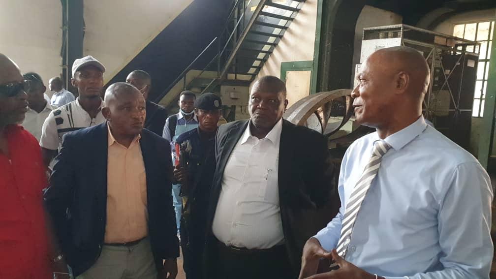 Kasaï oriental : des inciviques ont vandalisé le réseau ENERKA à partir du polygone MIBA (Victor Kabongo)