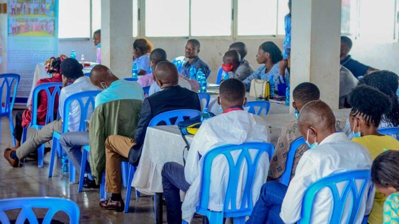 Kasai oriental: Tufaulu pamoja,  présentation de la feuille de route nationale aux 50 représentants des structures des jeunes