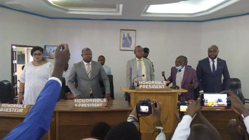Kasaï Central: Jérôme Muntu Woma élu président de l'assemblée provinciale
