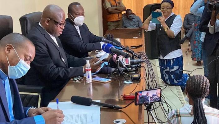 RDC: la CENCO dit détenir des preuves d'irrégularités contre la candidature de Denis Kadima