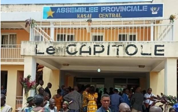 Kasaï Central : Le président de l'assemblée provinciale rend le tablier