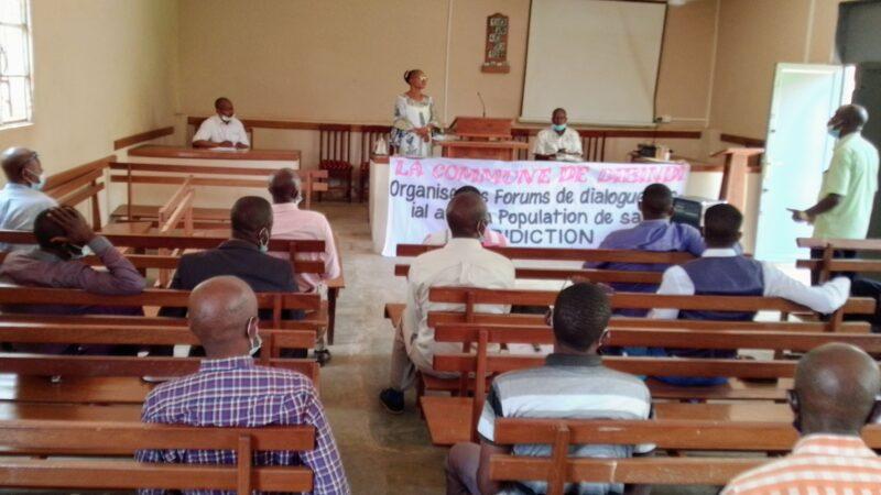 Kasaï Oriental : début des forums de dialogue social avec la population dans la commune de Dibindi