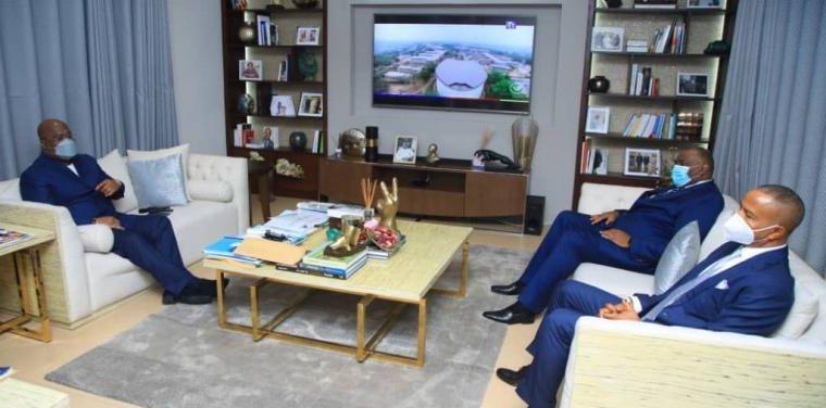 RDC: Ensemble pour la République compte réévaluer sa participation au sein de l'Union sacrée